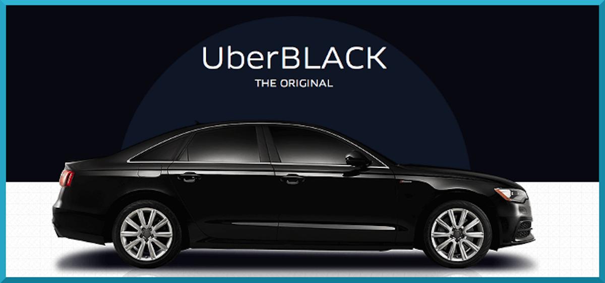 uberconnect uberBLACK